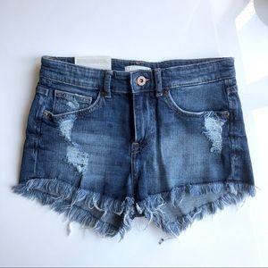 H&M Brand New Jean Shorts